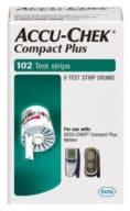 Accu-Chek Compact Plus 102 cash for diabetic test strips Connecticut sell diabetic test strips