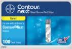 Contour Next 100 Test Strips - cash for diabetic test strips Connecticut sell diabetic test strips