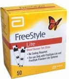 FreeStyle Lite 50 Test Strips - cash for diabetic test strips Connecticut sell diabetic test strips
